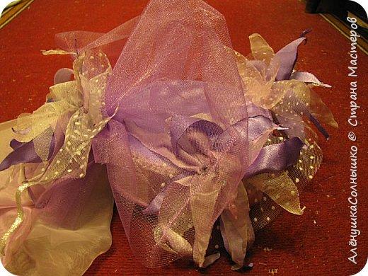 Подбежала Галя Авдеева на репетиции ко мне, дай, говорит, шляпу примерить? Под сиреневую мою футболку подходит :-) Хотя знала, что шляпа - для Лены Косенко сделана была! фото 37