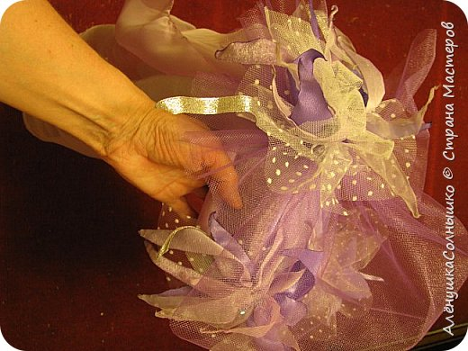 Подбежала Галя Авдеева на репетиции ко мне, дай, говорит, шляпу примерить? Под сиреневую мою футболку подходит :-) Хотя знала, что шляпа - для Лены Косенко сделана была! фото 38