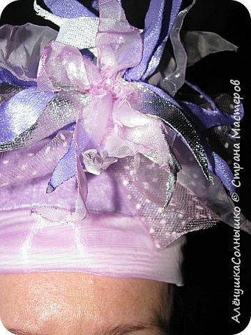 Подбежала Галя Авдеева на репетиции ко мне, дай, говорит, шляпу примерить? Под сиреневую мою футболку подходит :-) Хотя знала, что шляпа - для Лены Косенко сделана была! фото 39
