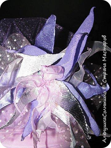 Подбежала Галя Авдеева на репетиции ко мне, дай, говорит, шляпу примерить? Под сиреневую мою футболку подходит :-) Хотя знала, что шляпа - для Лены Косенко сделана была! фото 40