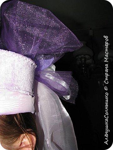 Подбежала Галя Авдеева на репетиции ко мне, дай, говорит, шляпу примерить? Под сиреневую мою футболку подходит :-) Хотя знала, что шляпа - для Лены Косенко сделана была! фото 42