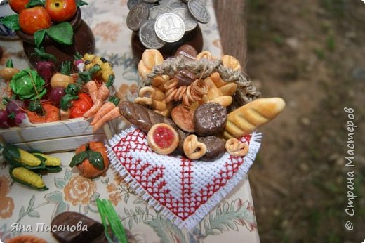 Увидела такого домового на сайте Елены Филатовой и решила сделать.  Подарок папе на Юбилей. фото 3