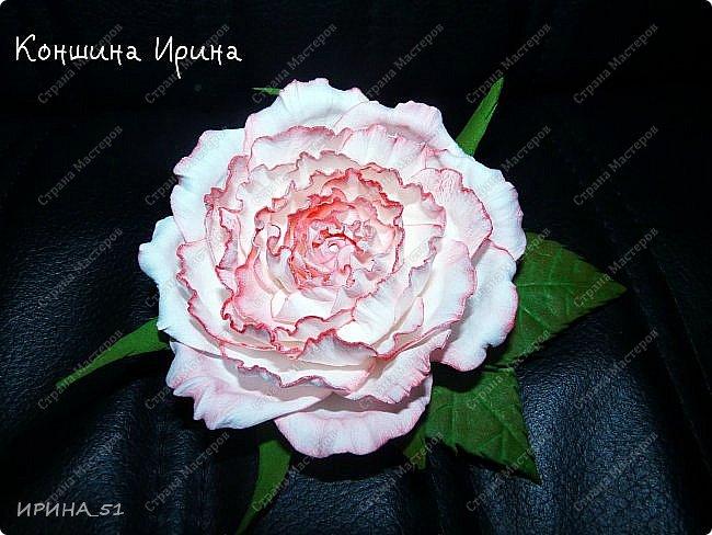 Здравствуйте дорогие жители Страны Мастеров! Сегодня я к вам с новыми украшениями. Делаю цветы, что бы хоть как-то продлить летнее настроение. А за окном у нас уже холодная северная осень, при чем  даже снежная...  фото 3