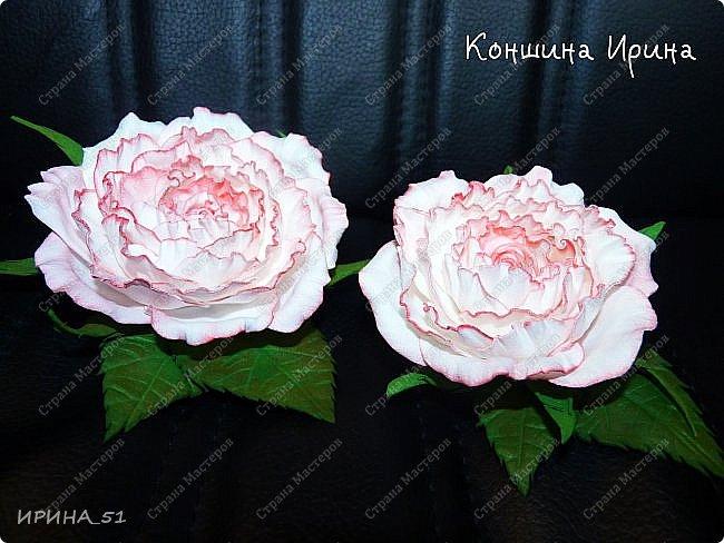 Здравствуйте дорогие жители Страны Мастеров! Сегодня я к вам с новыми украшениями. Делаю цветы, что бы хоть как-то продлить летнее настроение. А за окном у нас уже холодная северная осень, при чем  даже снежная...  фото 7
