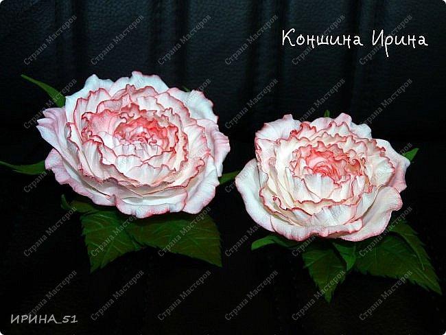 Здравствуйте дорогие жители Страны Мастеров! Сегодня я к вам с новыми украшениями. Делаю цветы, что бы хоть как-то продлить летнее настроение. А за окном у нас уже холодная северная осень, при чем  даже снежная...  фото 8