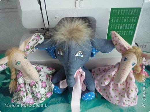 Слоны, слонята, слонихи))) фото 3