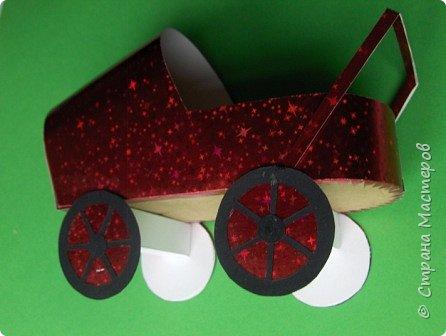 Часто в СМ появляются коляски, а вот выкроек не встречал. Решил исправить это положение. фото 9