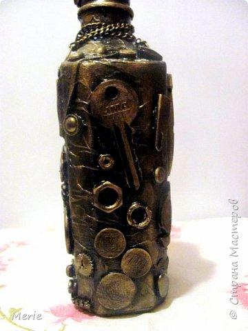 Бутылочка на ДН! Именинник родом из Одессы. Рыбак. Бутылку дарили друзья из Луцка. фото 3