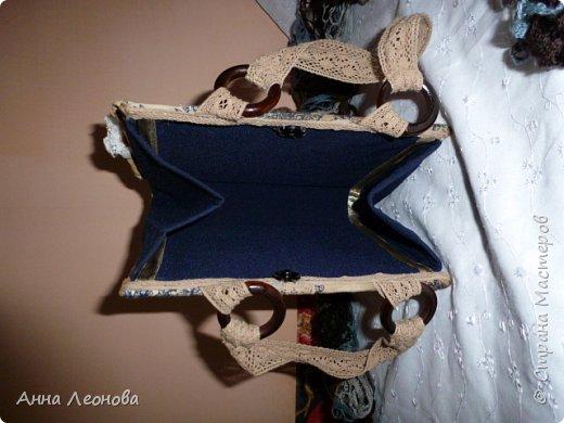 Ткань- остаток подола от моей юбки, с которой и будет теперь в комплекте моя сумочка. фото 5