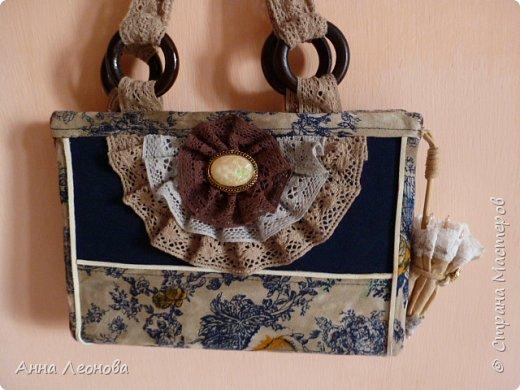 Ткань- остаток подола от моей юбки, с которой и будет теперь в комплекте моя сумочка. фото 1