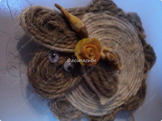 Надоело мне шить и решила сделать овечкумагнит,давно задумывала и вот сегодня срослось))) фото 8