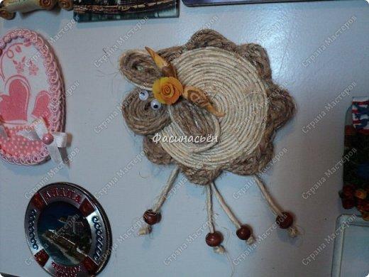 Надоело мне шить и решила сделать овечкумагнит,давно задумывала и вот сегодня срослось))) фото 9