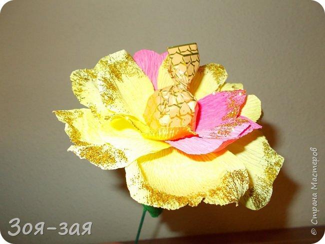 Этими бутылочками с горячительными напитками мы поздравляли наших музчин с 23 февраля.)))Внутри цветочка-конфетка(закусь))))) фото 14