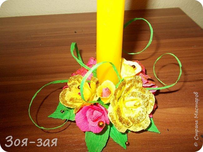 Этими бутылочками с горячительными напитками мы поздравляли наших музчин с 23 февраля.)))Внутри цветочка-конфетка(закусь))))) фото 15