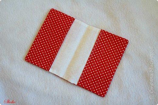 Текстильные обложки для паспорта фото 28