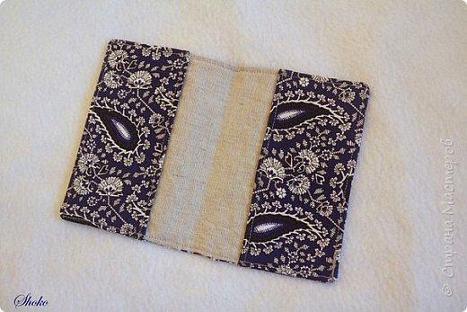 Текстильные обложки для паспорта фото 4