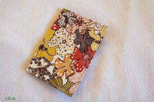 Текстильные обложки для паспорта фото 17