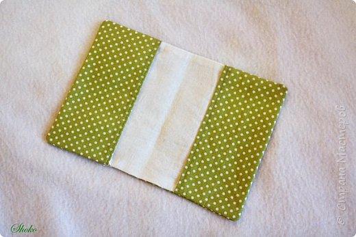 Текстильные обложки для паспорта фото 16