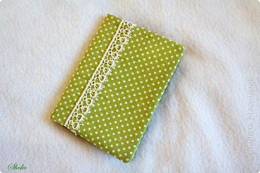 Текстильные обложки для паспорта фото 14