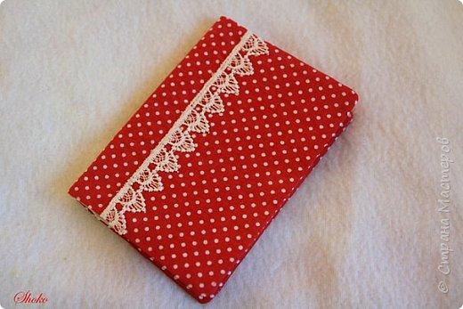 Текстильные обложки для паспорта фото 27
