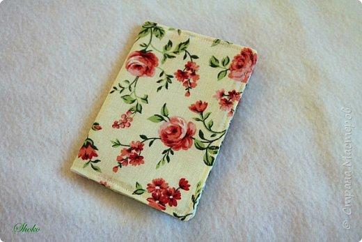Текстильные обложки для паспорта фото 25
