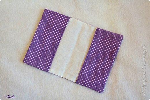 Текстильные обложки для паспорта фото 13