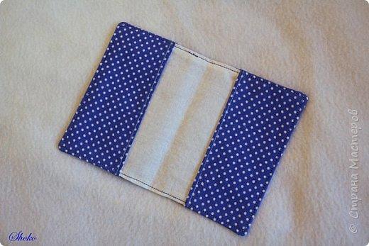 Текстильные обложки для паспорта фото 10