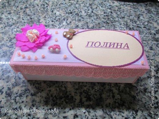 Моя первая коробочка- сокровищница :) фото 3