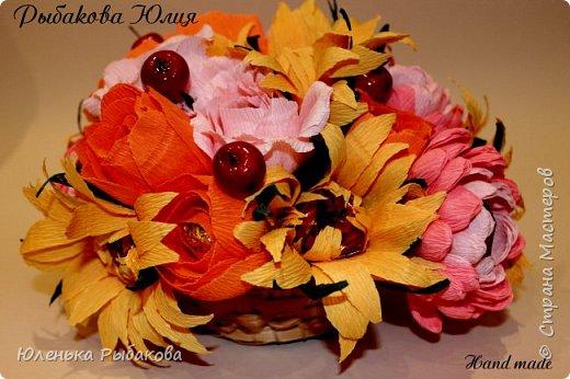 Букетики подарочки для воспитателей в детский сад)) фото 7