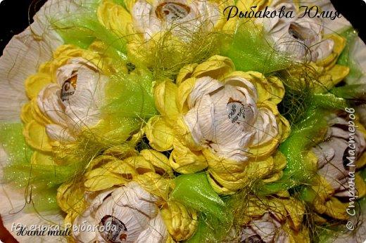 Букетики подарочки для воспитателей в детский сад)) фото 3