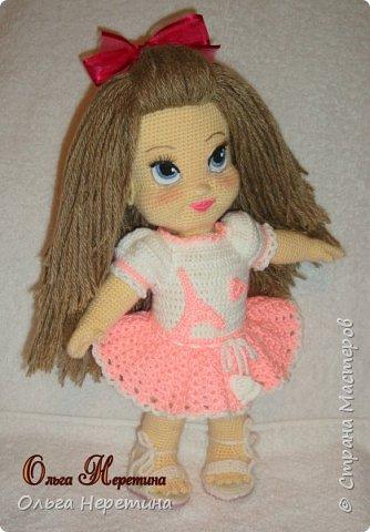 Куклы Вязание крючком Кукла
