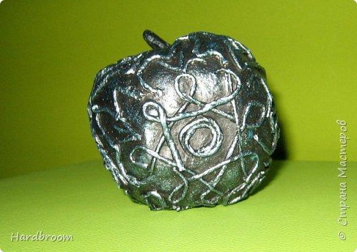 На этот раз яблоко ацтеков, персидское, египетское, Викингов и из Поднебесной Империи. фото 7