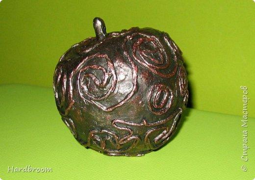 На этот раз яблоко ацтеков, персидское, египетское, Викингов и из Поднебесной Империи. фото 10