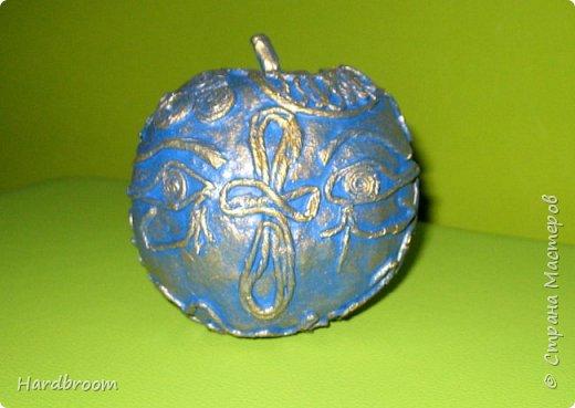 На этот раз яблоко ацтеков, персидское, египетское, Викингов и из Поднебесной Империи. фото 13