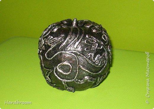 На этот раз яблоко ацтеков, персидское, египетское, Викингов и из Поднебесной Империи. фото 34