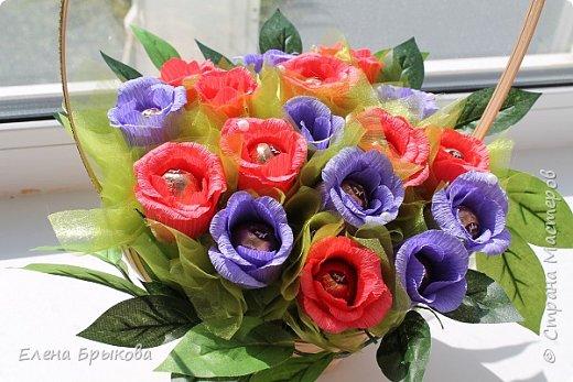 Цветочки для свекрови фото 2