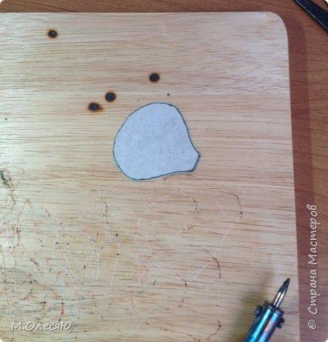 Розочка из капроновых лент фото 6