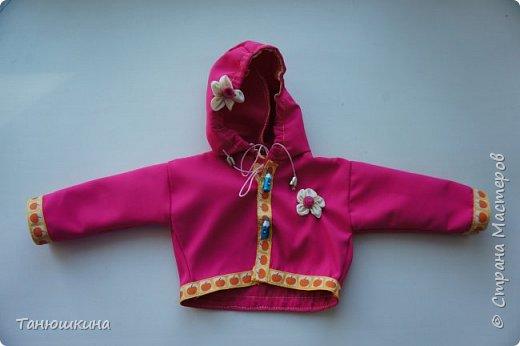 Курточка для бэби борн фото 1