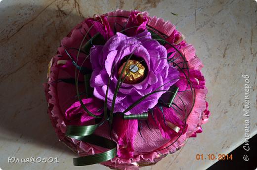 Небольшой тортик на День Рождения подруги!  фото 8