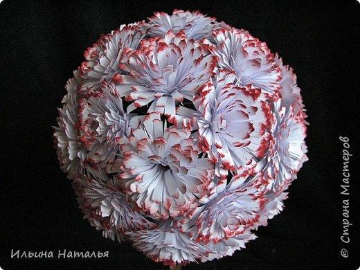 Мастер-класс День учителя Квиллинг Квиллинг-цветочек с карандашиком Бумага Карандаш Клей Краска фото 32
