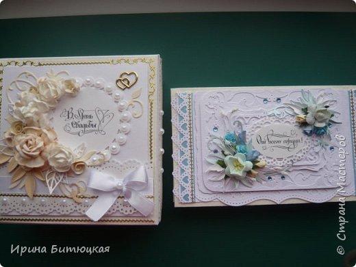 Свадебные коробочки фото 1