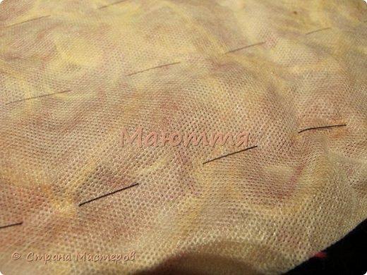 Гардероб Мастер-класс Шитьё Туника Осень в технике Крейзи МК Нитки Пряжа Ткань Шерсть фото 14