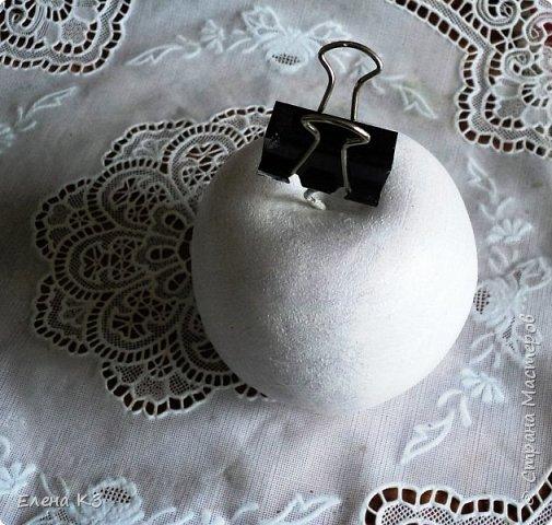Мастер-класс Поделка изделие Моделирование конструирование Зеркальное яблочко фото 4