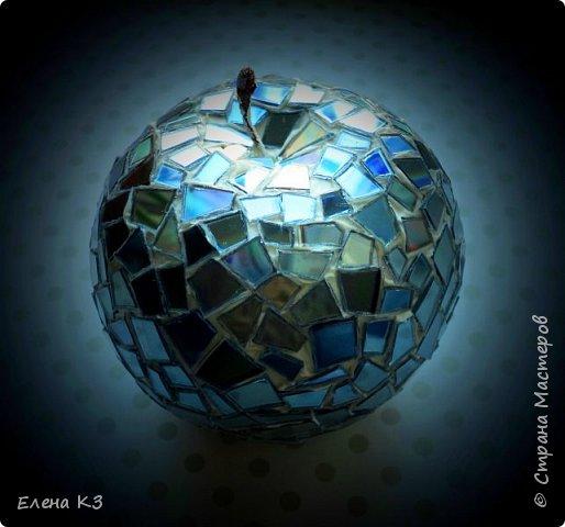 Мастер-класс Поделка изделие Моделирование конструирование Зеркальное яблочко фото 1