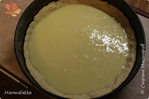 """Оболденный лаймовый пирог!!! Аромат на весь дом!!! Рецепт нашла в группе """"Хочу пирог""""! Еще не раз его приготовлю, только добавлю побольше лайма и в тесто и в начинку... Любителям лимонных пирогов советую приготовить, не пожалеете! фото 14"""