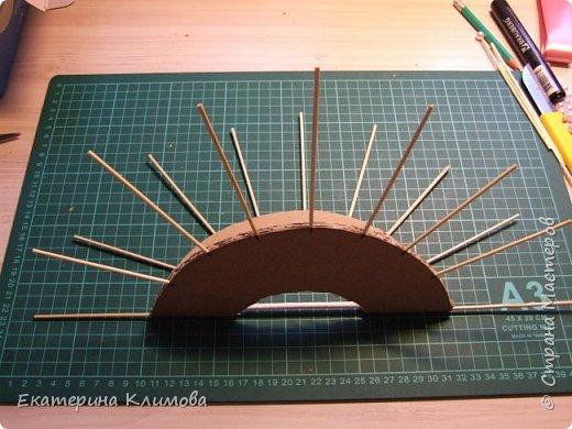 Мастер-класс Свит-дизайн Букет-веер фото 10
