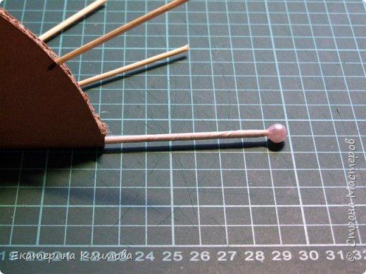 Мастер-класс Свит-дизайн Букет-веер фото 12