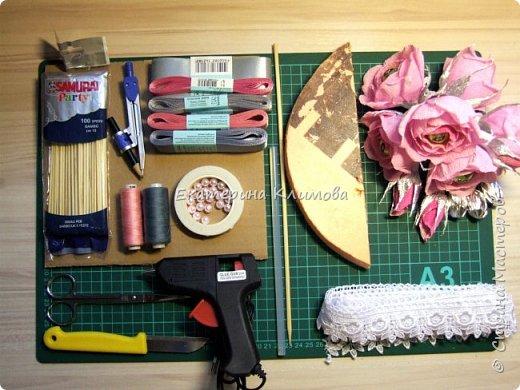Мастер-класс Свит-дизайн Букет-веер фото 2
