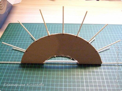 Мастер-класс Свит-дизайн Букет-веер фото 11
