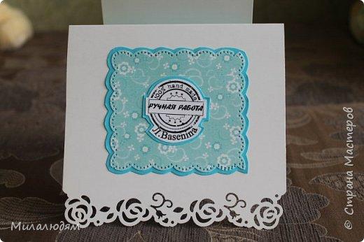 Всем мастерам ЗДРАВСТВУЙТЕ! Выкладываю на ваш суд открытки сделанные на Всемирный день медицинской сестры (12 мая) и на День медицинского работника. фото 10